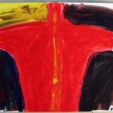 flächen ii (70x50, acryl auf karton, mrz9)