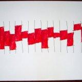 die logische konsequenz (a3, fineliner und ölkreide auf karton, jul10)