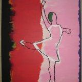 tänzerin (70x100, acryl auf leinwand, mai12)
