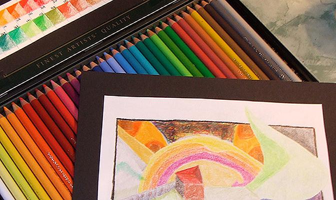 faber-castell polychromos - 36 farben