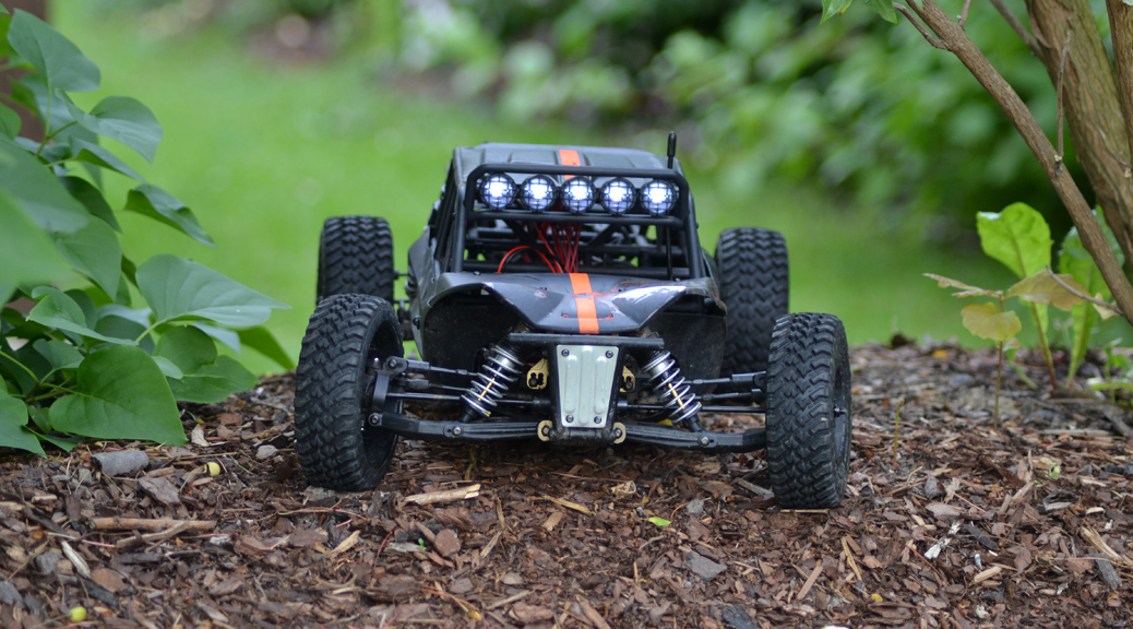 Axial Exo + Lights
