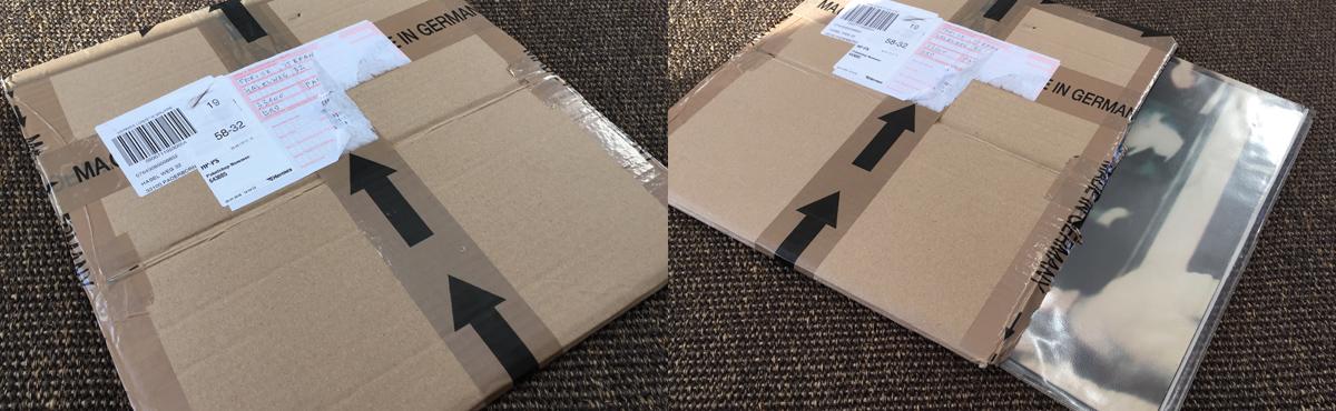 Sind Pakete eigentlich schöner, wenn sie noch nicht geöffnet wurden?