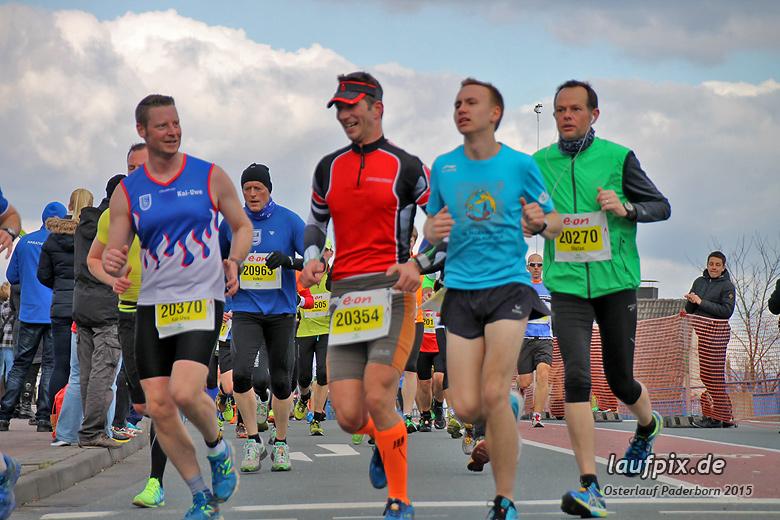 Halbmarathon Paderborner Osterlauf 2015