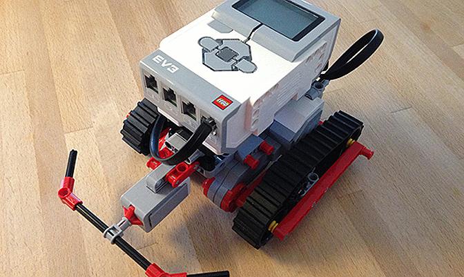 Lego Mindstorms - Hitt3r