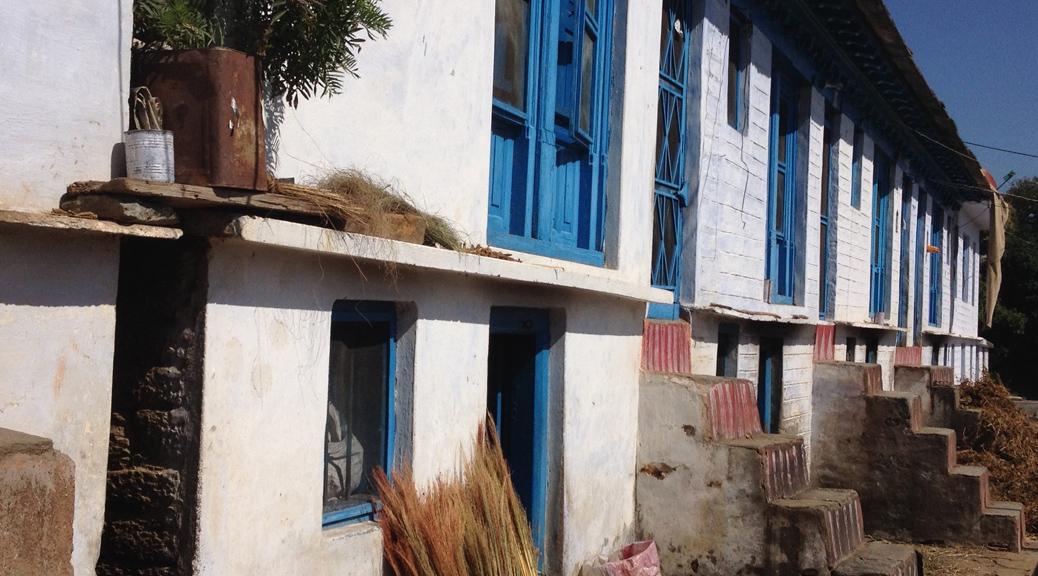 Indien // Das Haus vom Koch