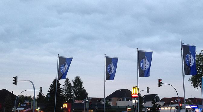 SC Paderborn 07 - hier und jetzt, überall für immer ...