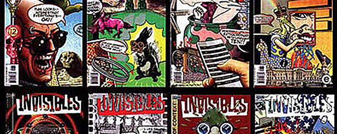 The Invisibles - The Invisible Kingdom