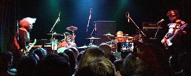Melvins live