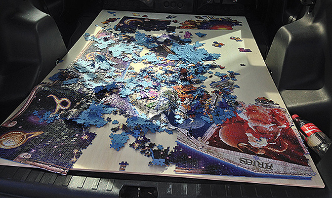 So Klebt Man Ein Puzzle The Last Voice